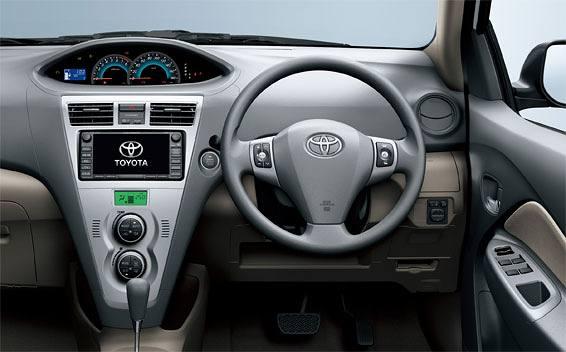 Toyota Belta 5