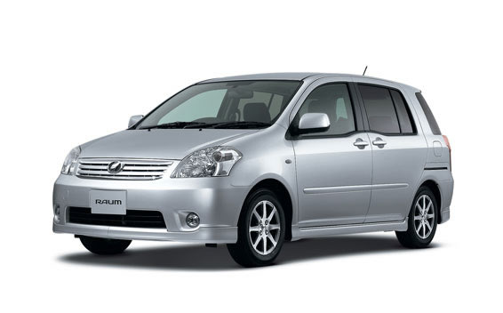 Toyota Raum RAUM SMILE EDITION 4WD AT 1.5 (2011)