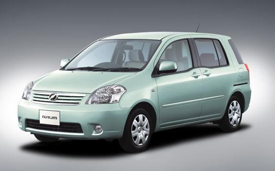 Toyota Raum 2