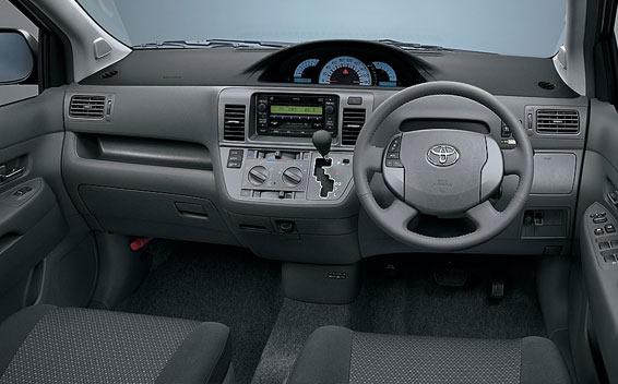 Toyota Raum 3
