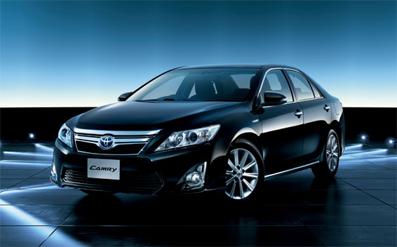 Toyota Camry HYBRID LEATHER PACKAGE CVT 2.5 (2011)