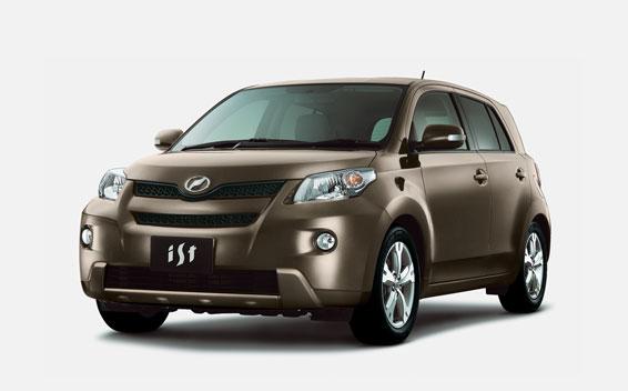 Toyota IST 150G 4WD CVT 1.5 (2011)