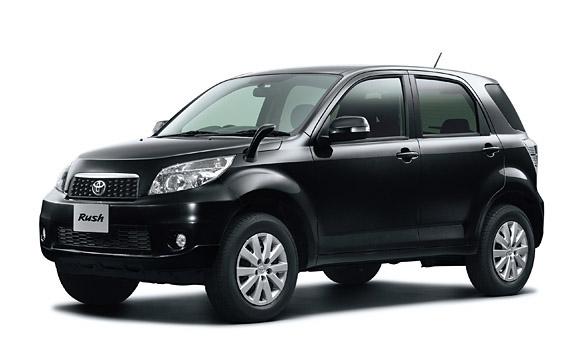 Toyota Rush G AT 1.5 (2012)
