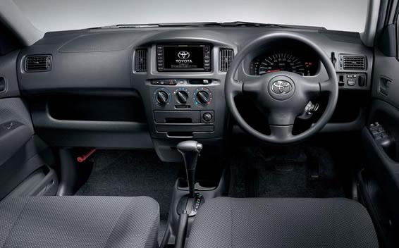 Toyota Succeed 3