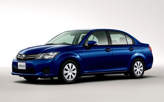 Toyota Corolla Axio 1.5G 4WD CVT 1.5 (2012)