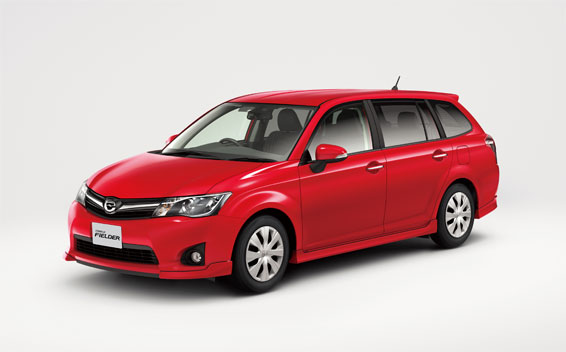 Toyota Corolla Fielder 1.5G CVT 1.5 (2012)