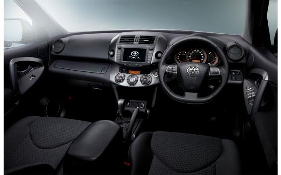 Toyota Vanguard 4