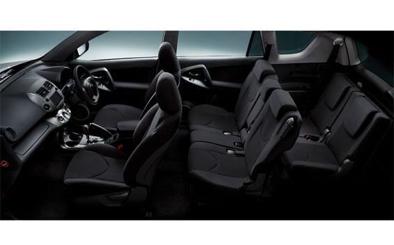 Toyota Vanguard 5