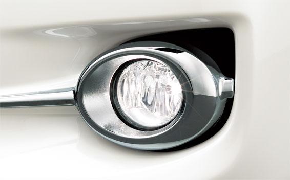 Toyota Vanguard 9