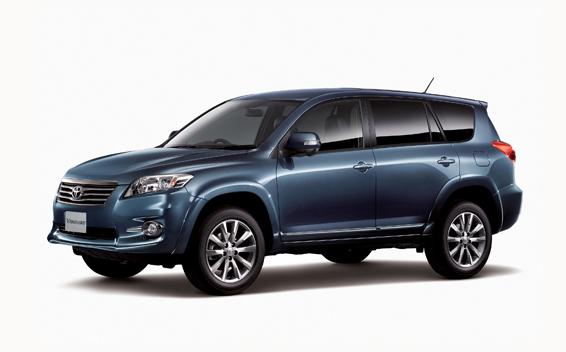 Toyota Vanguard 13