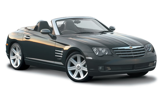 Chrysler Crossfire 1