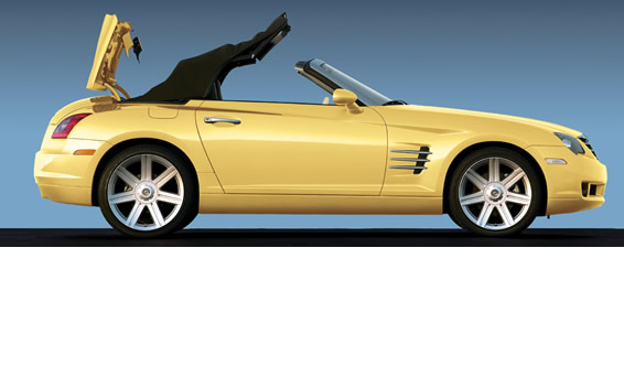 Chrysler Crossfire 4