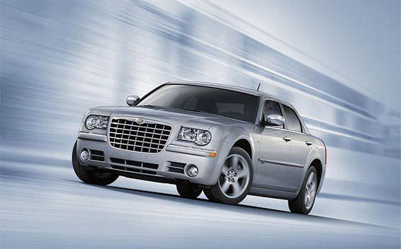 Chrysler 300C 4