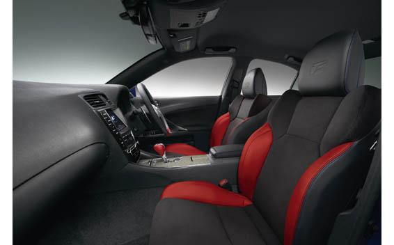 Lexus IS F 2