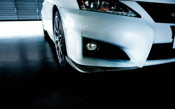 Lexus IS F 4