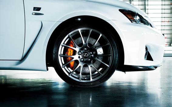 Lexus IS F 5