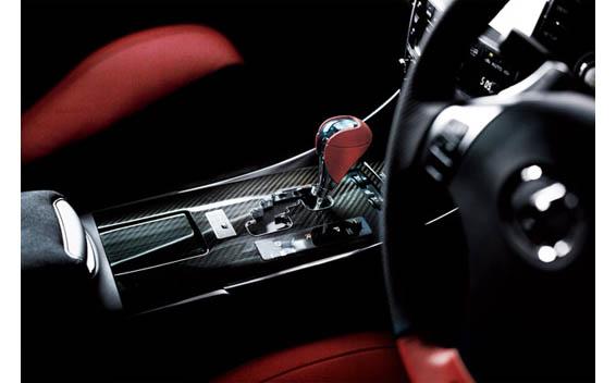 Lexus IS F 7