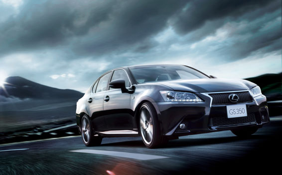 Lexus GS 350 AWD AT 3.5 (2013)