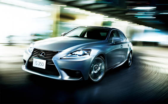 Lexus IS 250 F SPORT ECT 2.5 (2014)