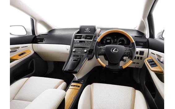 Lexus HS HYBRID 10