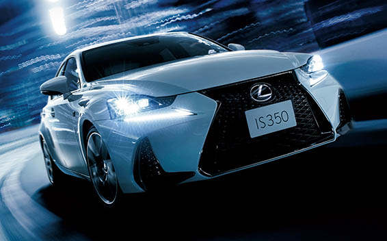 Lexus IS 300 SPDS 2.0 (2017)