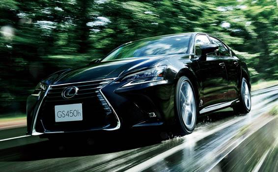 Lexus GS Hybrid 1