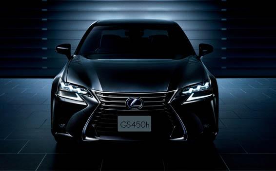 Lexus GS Hybrid 3