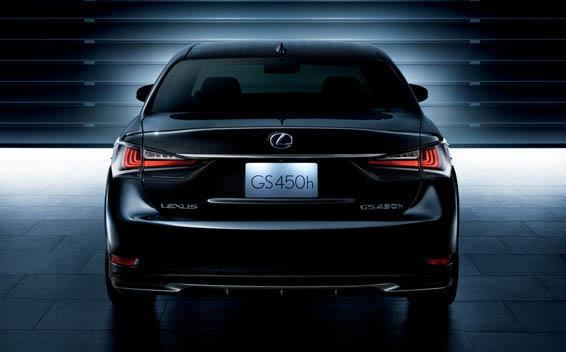 Lexus GS Hybrid 4