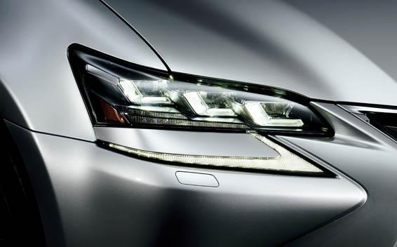 Lexus GS Hybrid 5