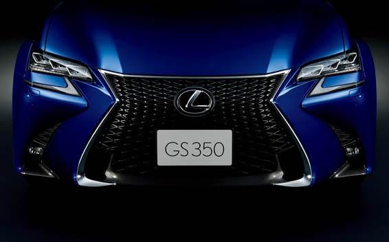 Lexus GS Hybrid 6