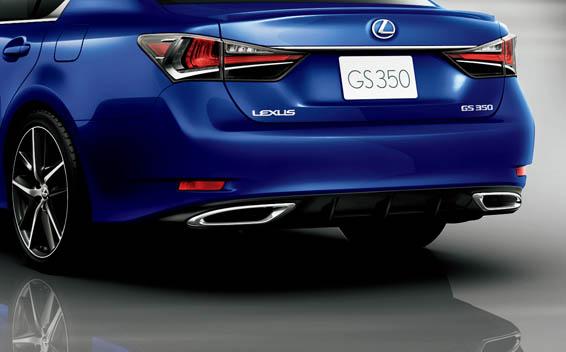 Lexus GS Hybrid 7