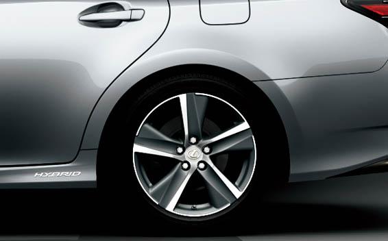 Lexus GS Hybrid 8