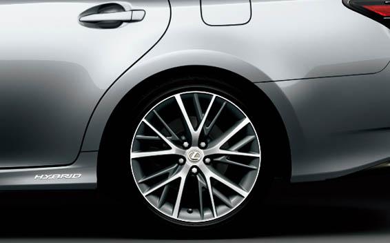 Lexus GS Hybrid 9