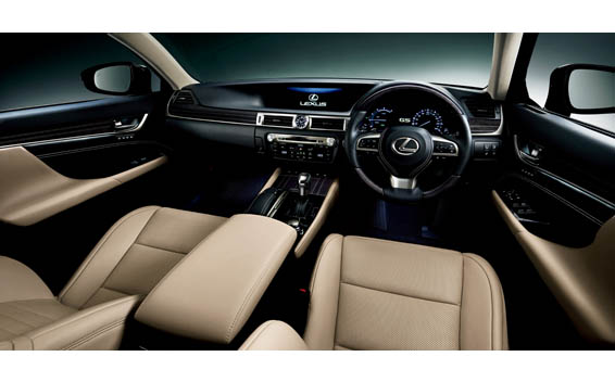 Lexus GS Hybrid 10