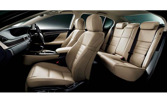 Lexus GS Hybrid 11