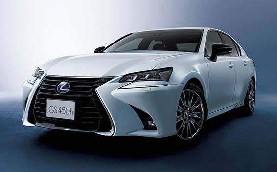 Lexus GS Hybrid 12