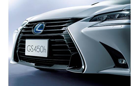 Lexus GS Hybrid 13