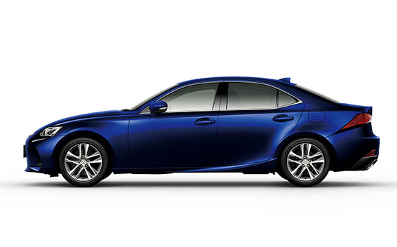 Lexus IS 8