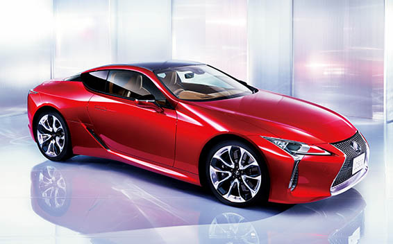 Lexus LC 1