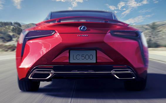 Lexus LC 2