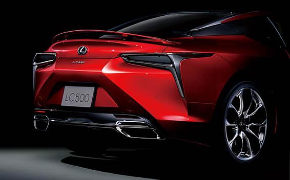Lexus LC 9