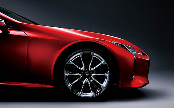 Lexus LC 12