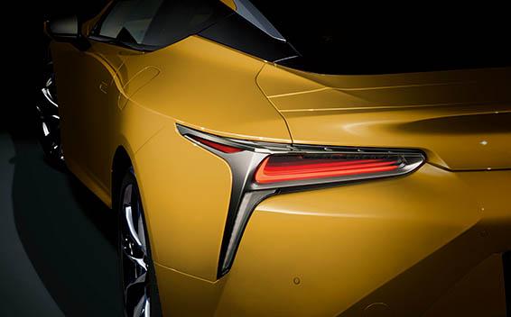 Lexus LC 23