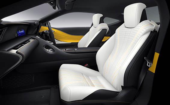 Lexus LC 25