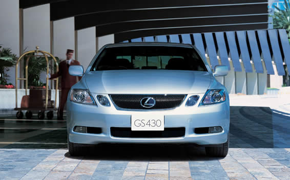 Lexus GS 350 AT 3.5 (2005)