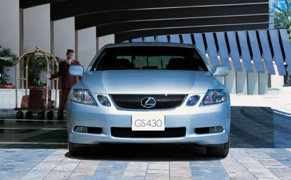 Lexus GS 350 4WD AT 3.5 (2006)