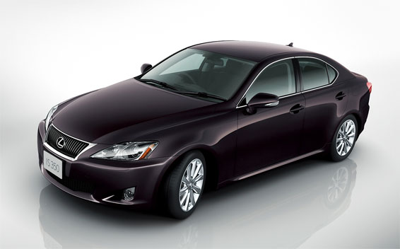 Lexus IS IS250 VERSION S AT 2.5 (2008)