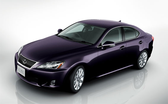 Lexus IS IS250 VERSION L AWD AT 2.5 (2009)