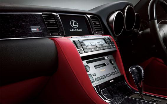 Lexus SC 5