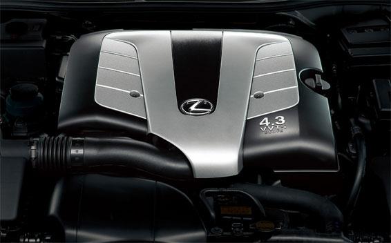 Lexus SC 8